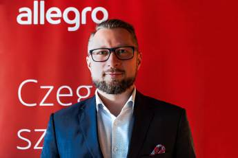 Marcin Półchłopek, merchant management director w Allegro