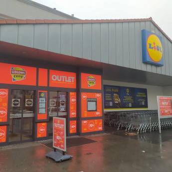 Lidl Outlet w Opolu