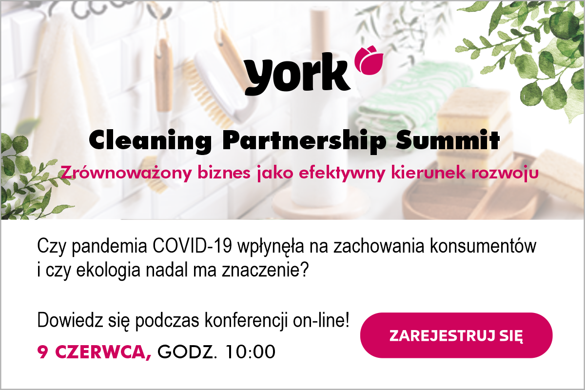 Cleaning Partnership Summit by YORK