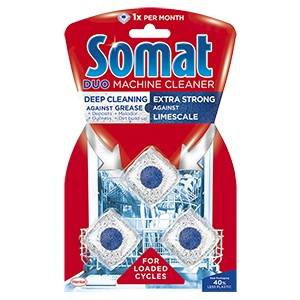 Somat Duo Machine Cleaner